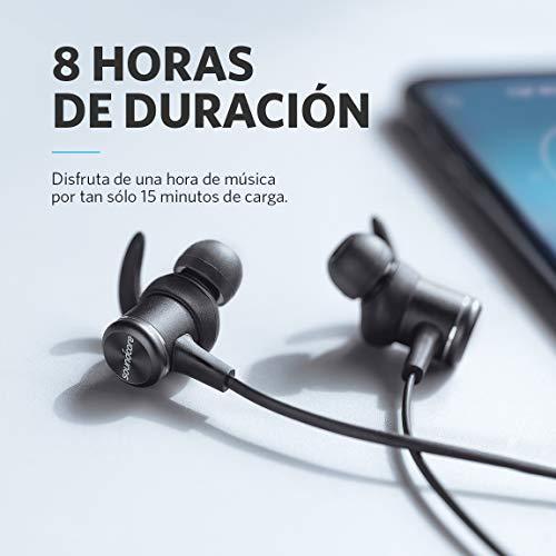Écouteurs Soundcore Spirit Sports de Anker, Bluetooth 5.0 - 5