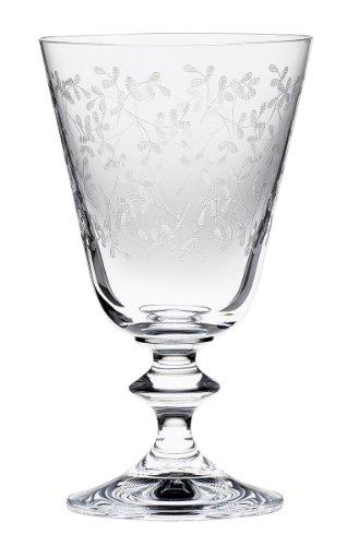 Bohemia Cristal Provence Verre vin 230 ml Lot de 6