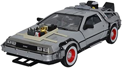 Welly Back to The Future 3 Delorean Time Machine Die-Cast Vehicle
