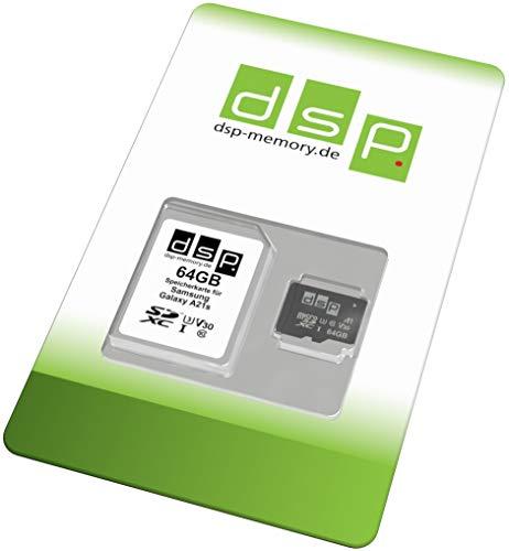 64GB Speicherkarte (A1, V30, U3) für Samsung Galaxy A21s