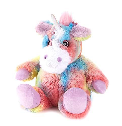 Warmies - Unicorno arcobaleno, 820 g