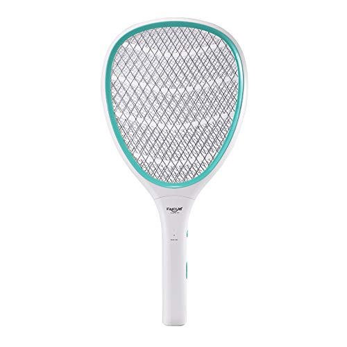 Faicuk Handheld Bug Zapper Racket Electric Fly Swatter Mosquito Killer