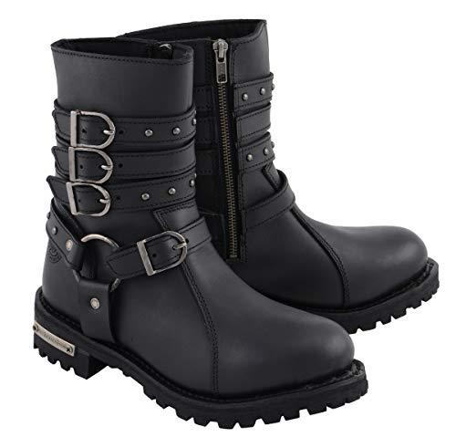 Milwaukee Leather Women's Harness Boot