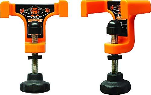Chain Monkey Motorcycle Kettenmonkey Setzwerkzeug, Orange, Einheitsgröße