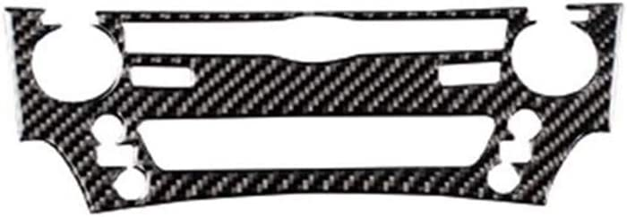 Eppar New Carbon Fiber Tucson Mall CD Cover 2006-20 with is Lexus Max 73% OFF Compatible