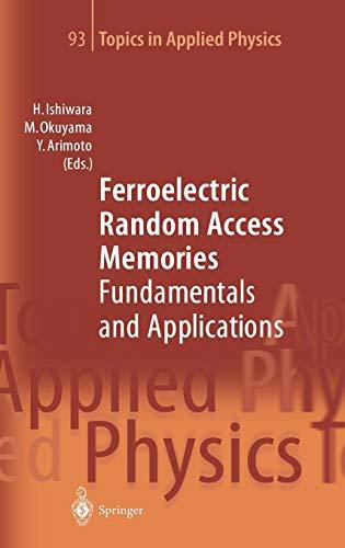 Ferroelectric Random Access Memories: Fundamentals and Applications: 93