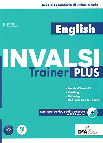 English INVALSI trainer Plus. Per la Scuola media. Con CD-Audio