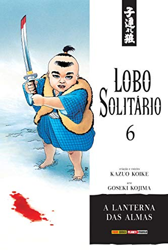 Lobo Solitário - Volume 6
