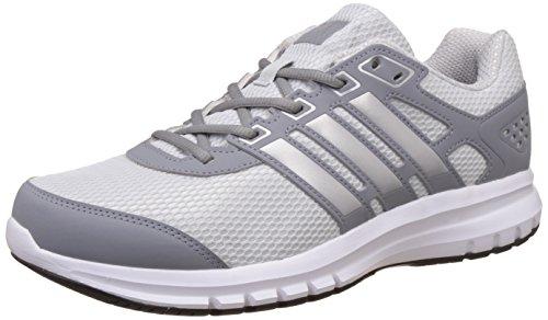 adidas Duramo Lite m, Scarpe da Corsa Uomo, Grigio (Clear Grey/Matte Silver/Grey), 45 1/3 EU