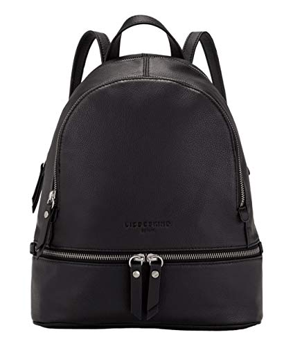 Liebeskind Berlin Rucksackhandtasche, Alita Backpack, Medium, black