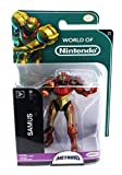 World of Nintendo Metroid Samus 2.5-Inch Mini Figure