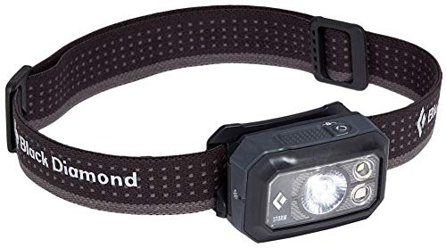Black Diamond Storm 400 Headlamp, Unisex, One Size (400 Lumens) (Graphite)