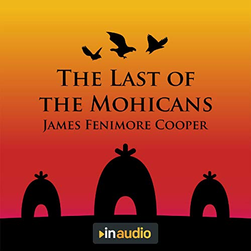 The Last of the Mohicans cover art