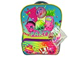 Shopkins Girls' 16' Decorate Your Own Kids' Backpack