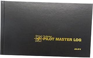 ASA Standard Pilot Master Logbook (Black)