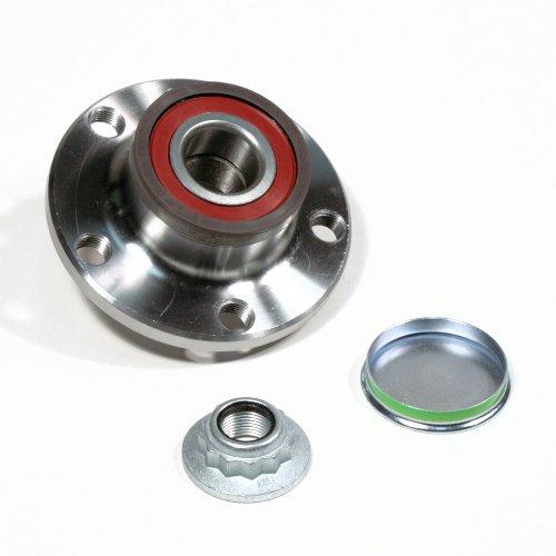 1 x Radnabe / 1 x Radlagersatz mit ABS für hinten/für die Hinterachse