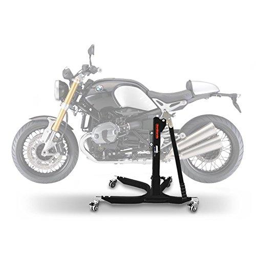 Bequille d'atelier Centrale ConStands Power pour BMW R NineT Pure 17-21 Noir Mat