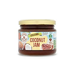 🥥 100% COCONUT - You won't believe it but our jam is made of 2 ingredients! It is made of Coconut Milk and Coconut sugar! Highly Commended in the Free From Food Awards 2015 🥥 CARAMEL SWEET - When we make our lovely Jam we caramelise the coconut milk ...