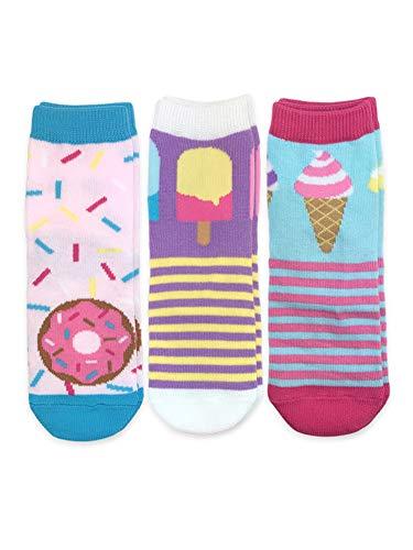 Jefferies Socks Mädchen 2861 Legere Socken, Multi, Small