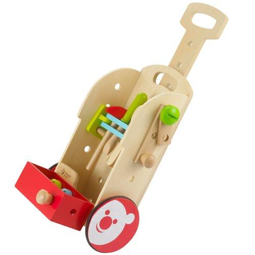 Classic World Toys cl2357Werkzeug Trolley