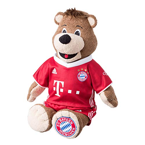 FC Bayern München Bernie 35 cm im neuen Trikot Saison 2020/21 - FCB