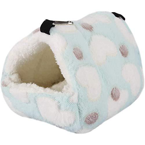 Store Type Warm Winter Campaign Hangmat Opknoping bed huis Nest Kleurrijke Habitats gerbil Chinchilla Kleine Eekhoorn Guinea Pig