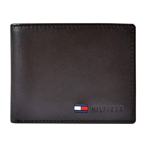 Tommy Hilfiger Men's Leather Wal...