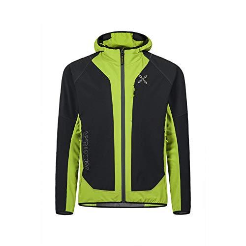 Montura Giacca Unisex con Cappuccio Softshell X-Mira Jacket (XL)
