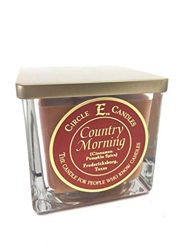 Circle E 22oz Country Morning Candle