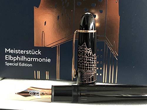 Montblanc 116556Special Edition Elbphilharmonie 149penna stilografica M