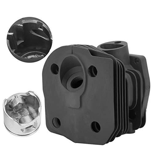 Juegos de cilindros, pistón de motosierra, conveniente, compacto, resistente al desgaste, uso profesional, de uso general, para herramientas de soldadura