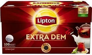 Lipton Extra Dem Siyah Demlik Poşet Çay, 100'lü