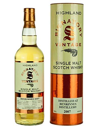 Benrinnes 2007-11 Jahre - Signatory Vintage - Single Malt Whisky
