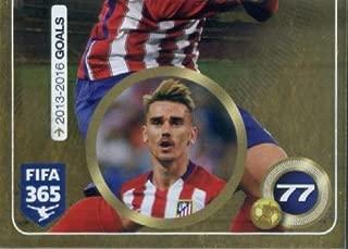 2016-17 Panini FIFA 365#117 Griezmann Goal Machines Soccer Sticker