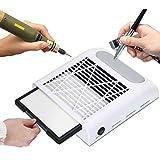 集塵機 卓上 プラモデル 工具 ミニルーター スプレーガン 専用 卓上掃除機 エアブラシ 塗装ブース (本体)