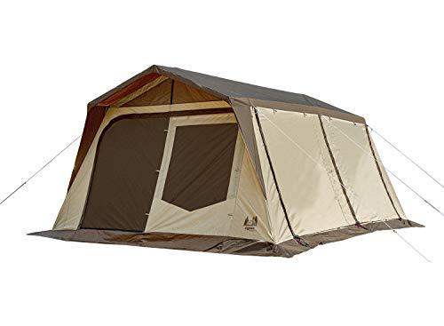 ogawa(オガワ) アウトドア キャンプ テント シェルター型 ロッジシェルター2 3398