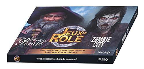 Jeux de rôle : Pirates et Zombies