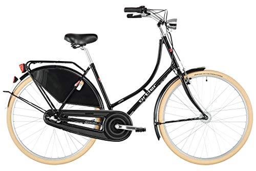 Ortler Van Dyck Damen Black Rahmenhöhe 55cm 2020 Cityrad