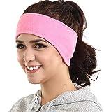 Ear Warmer Headband - Winter Fleece Ear Cover for Men &...
