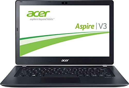 Acer Aspire V3-371-58DJ 33,78 cm (13,3 Zoll Full HD) Laptop (Intel Core i5-5200U, 2,7GHz, 8GB RAM 240GB SSD, Intel HD Graphics 5500, Win 8,1) schwarz