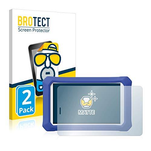 brotect Pellicola Protettiva Opaca Compatibile con Clementoni Clempad 9 Plus Pellicola Protettiva Anti-Riflesso (2 Pezzi)