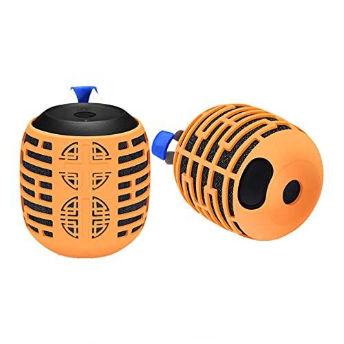 Capa de silicone para WONDERBOOM 2, capa portectiva à prova de choque à prova de água com mosquetão, capa protetora de silicone portátil para WONDERBOOM 2
