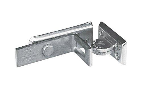 Master Lock 732DPF 90 Degree Heavy Duty Angle Hasp, 4-3/4-inch