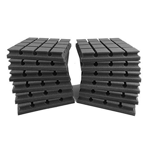 AcousPanel Paneles acústicos Pro con resonadores compuestos por...