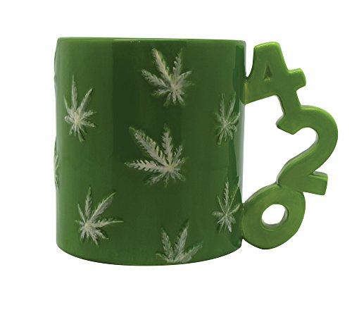 20oz 420 Ceramic Mug