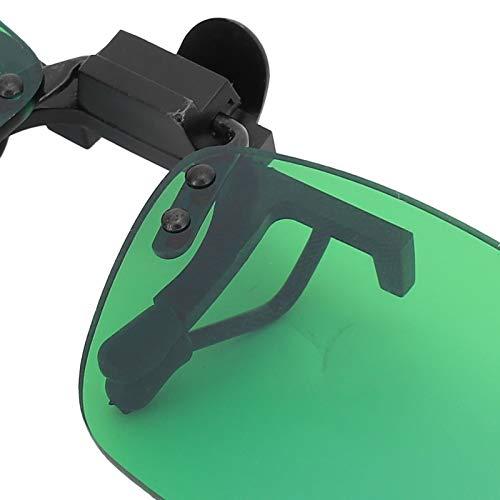 Grow Light Glasses, protección ocular portátil, gafas LED de interior para el crecimiento de las plantas, para el crecimiento de las plantas, lámpara para la fatiga ocular