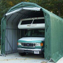 Rhino Shelter Barn Style Building