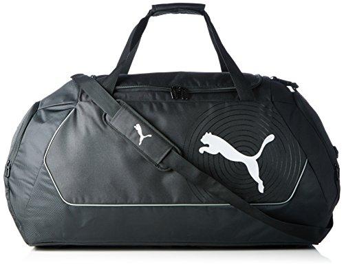 Puma - Borsa sportiva evoPower XL, 83 cm, Nero (nero/bianco), 83 x 36 x 31 cm