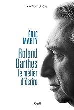 Roland Barthes, le métier d