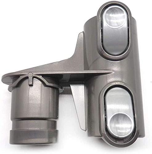 De Galen Piezas de repuesto Soporte Cabeza de soporte de piezas de accesorio para aspiradora Dyson DC58 DC59 DC62 V6 Accesorios de repuesto para aspiradoras Dyson